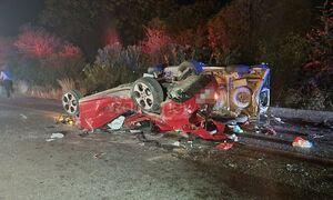 Κρήτη: Πώς έγινε η τραγωδία στον ΒΟΑΚ με τους δύο νεκρούς και τους τέσσερις τραυματίες - Εικόνες σοκ
