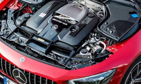 H AMG λέει ότι ο V8 θα ζήσει τουλάχιστον 10 χρόνια ακόμα