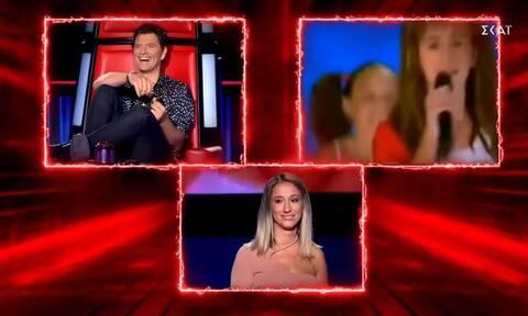 The Voice: Διαγωνίσθηκε 13 χρόνια μετά από τη συμμετοχή της στη Eurovision Junior (videos)