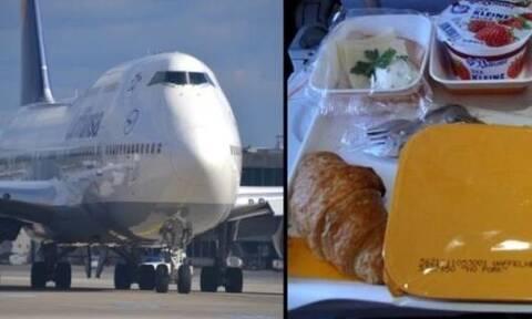 Πιλότος Boeing 747 επιβεβαίωσε γιατί δεν τρώει το ίδιο φαγητό με τον συγκυβερνήτη του (vid)
