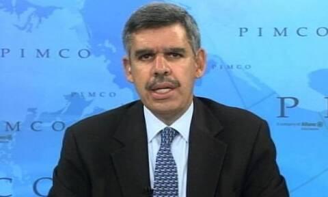 Ελ Εριάν: Ο στασιμοπληθωρισμός απειλή για την παγκόσμια οικονομία