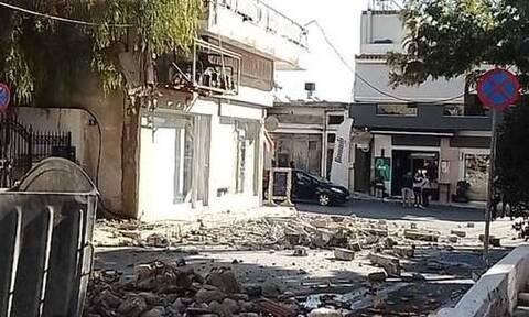 Σεισμός Κρήτη Αρκαλοχώρι