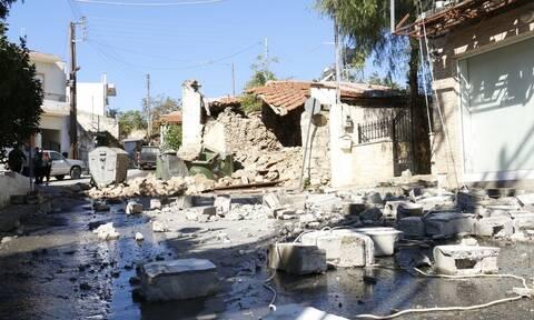 Σεισμός στην Κρήτη (27/9)