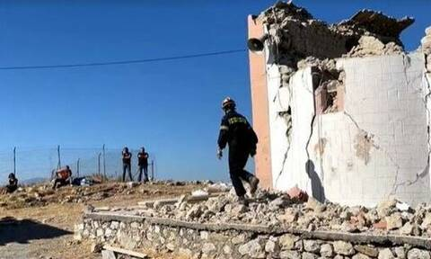 Σεισμός στην Κρήτη: Σε εφαρμογή το σχέδιο «Εγκέλαδος»