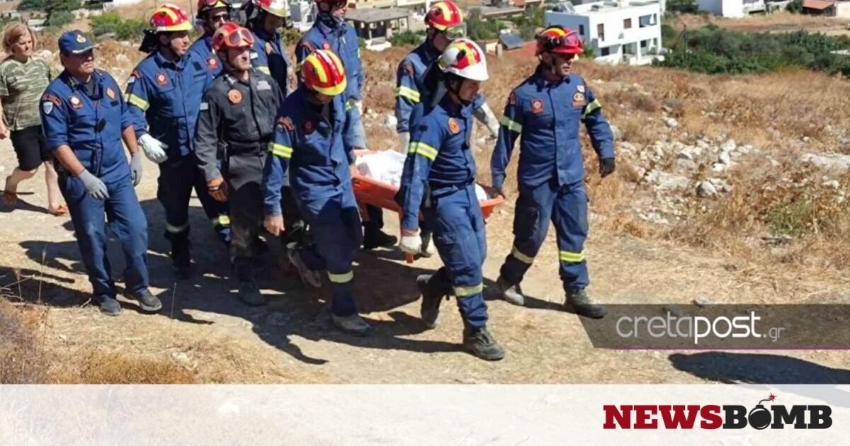 Σεισμός στην Κρήτη: Συναγερμός στην Πυροσβεστική – Μεταβαίνουν διασωστικοί σκύλοι και ΕΜΑΚ με C-130 – Newsbomb – Ειδησεις