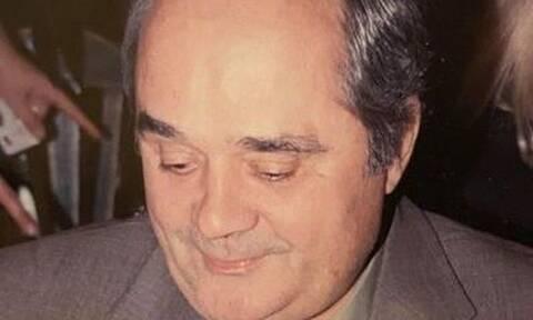 Πέθανε ο Χρήστος Κωνσταντάρας