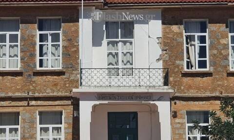 Σεισμός Κρήτη (27/9) κλειστά σχολεία