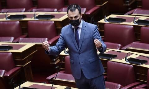 Βουλή: Με βολές από Χαρίτση άνοιξε η συζήτηση για ακρίβεια και ΔΕΗ - Αναμένεται τοποθέτηση Τσίπρα