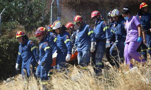 На Крите произошло землетрясение 5,8 балла, есть погибшие и пострадавшие