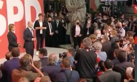 Парламентские выборы в Германии: победила СДПГ