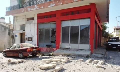 Из-за землетрясения на Крите школы и Детские сады будут закрыты несколько дней