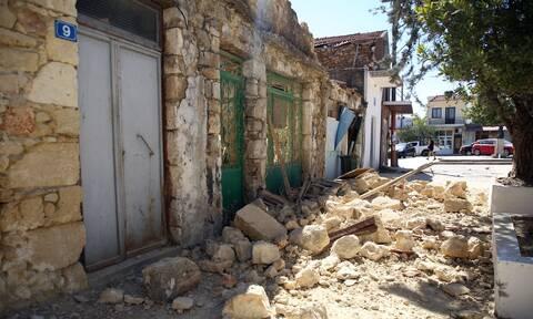 σεισμός Κρήτη 112 Ηράκλειο