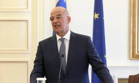 Νίκος Δένδιας: Η Τουρκία έχει πλέον ξεφύγει από το πλαίσιο της λογικής - Η Ελλάδα απαντά με σύνεση