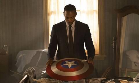 Captain America: Αυτοί θα γίνονταν καλύτεροι από τον Anthony Mackie