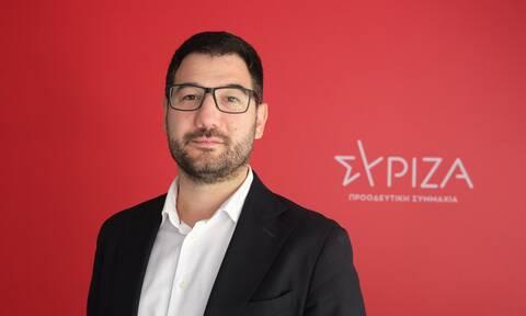 Ηλιόπουλος: Ο κ. Οικονόμου είναι κυβερνητικός εκπρόσωπος και όχι υποβολέας του προέδρου του ΣΥΡΙΖΑ