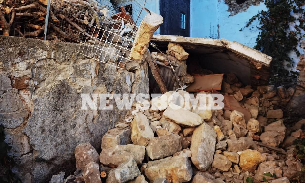 Καρύδης στο Newsbomb.gr: Αυτός είναι ο λόγος που κατέρρευσαν τόσα σπίτια στη Κρήτη