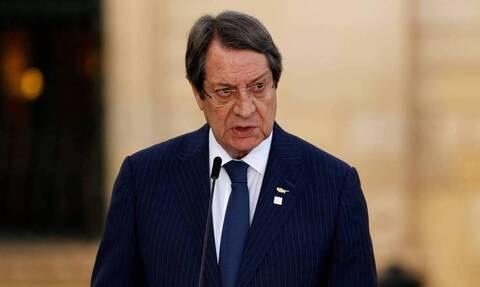 Κυπριακό - Νίκος Αναστασιάδης: Ελπίζουμε σε μια λύση διζωνικής, δικοινοτικής ομοσπονδίας