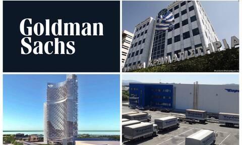 Οι διαμαρτυρίες για την Goldman Sachs, τα παράδοξα με τα έσοδα του Χρηματιστηρίου και η Hard Rock