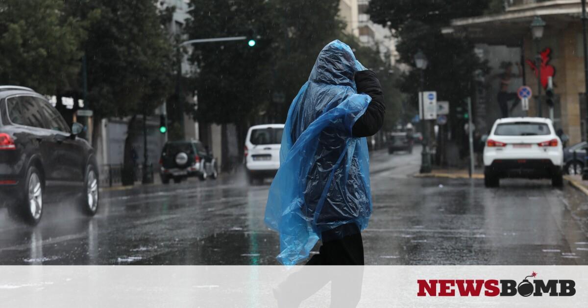 Καιρός: Τοπικές βροχές και άνεμοι αναμένονται την Τρίτη – Σε ποιες περιοχές θα σημειωθούν καταιγίδες – Newsbomb – Ειδησεις
