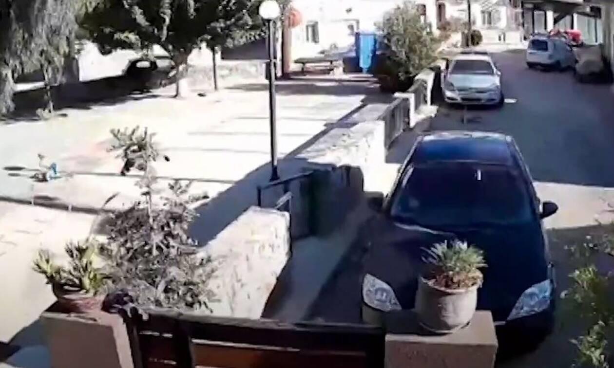 Σεισμός Κρήτη: Συγκλονιστικά βίντεο από την στιγμή που χτυπούν τα φονικά Ρίχτερ