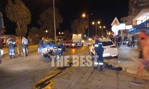 Τραγωδία στην Πάτρα: Νεκρός ποδηλάτης παρασύρθηκε από όχημα
