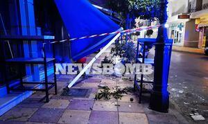 Αποστολή Newsbomb.gr στο Αρκαλοχώρι: Νέος ισχυρός μετασεισμός - Έπεσε μπαλκόνι, ανάστατος ο κόσμος