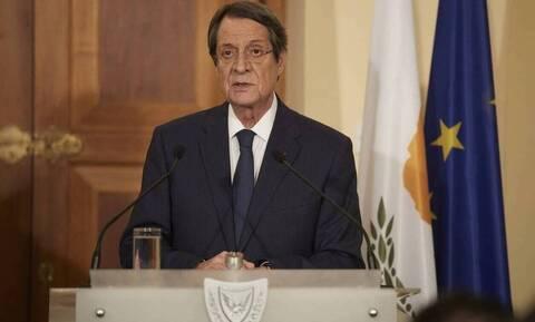 Αναστασιάδης: Ο ΓΓ φαίνεται ότι προσανατολίζεται στον διορισμό ειδικού απεσταλμένου για το Κυπριακό