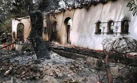 Φωτιά σε σπίτι