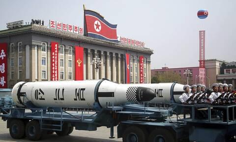 Οι ΗΠΑ «καταδικάζουν» τη νέα εκτόξευση πυραύλου από τη Βόρεια Κορέα