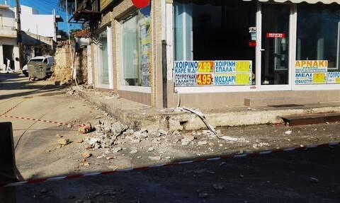 ΕΛΑΣ για σεισμό στην Κρήτη: Δεν έχουμε αναφορές για πλιάτσικο σε σπίτια σεισμόπληκτων