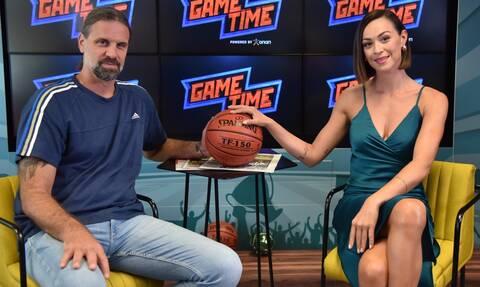 Νέα σεζόν ΟΠΑΠ Game Time ΜΠΑΣΚΕΤ με τον Φραγκίσκο Αλβέρτη