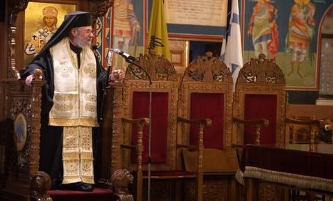 Αρχιεπίσκοπος Κύπρου: «Στόχος της Τουρκίας η δημιουργία τουρκικού κράτους στην Κύπρο»