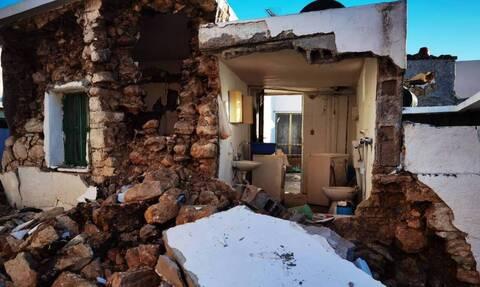 На Крите проводится оценка ущерба, нанесенного землетрясением