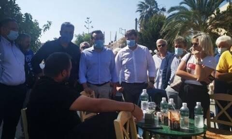 ΣΥΡΙΖΑ για σεισμό στην Κρήτη: Δώστε γρήγορα τα επιδόματα στήριξης - Μην επαναληφθεί το Δαμάσι