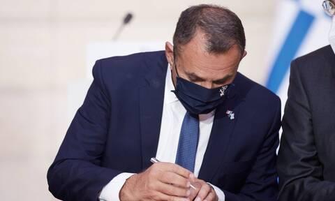 Φρεγάτες Belh@rra - Παναγιωτόπουλος: «Πήραμε αποφάσεις που άλλοι δεν τολμούσαν»