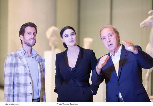 Ξενάγηση στο Μουσείο της Ακρόπολης από τον Νίκο Σταμπολίδη
