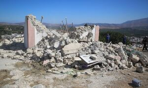 Σεισμός στην Κρήτη: Αφανισμένα χωριά στον Δήμο Μίνωα Πεδιάδος - Αποκαρδιωτικές εικόνες