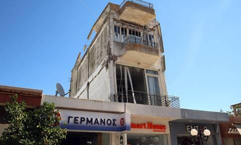 Σεισμός Κρήτη: Γιατί επλήγησαν περισσότερα τα κτήρια στο  Αρκαλοχώρι - Μετέτρεψαν σπίτια σε μαγαζιά