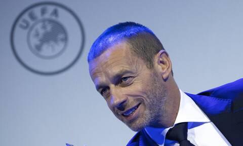«Μετωπική» στο ποδόσφαιρο: Η UEFA ζήτησε απαλλαγή δικαστή για τη European Super League