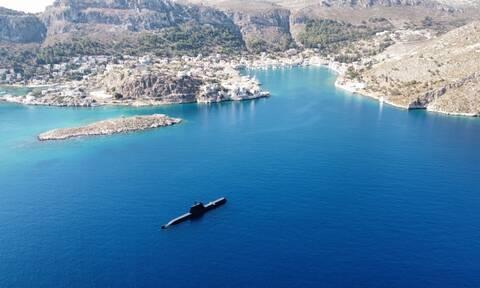 Στρατηγός Φλώρος: Επικό «κάζο» στους Τούρκους – «Μην ψάχνετε το ΠΑΠΑΝΙΚΟΛΗΣ, στο Καστελλόριζο είναι»