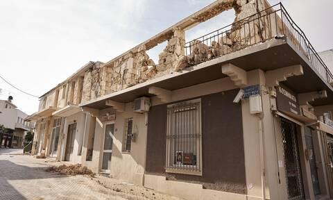 Σεισμός Κρήτη: Χρηματοδότηση 1 εκατ. ευρώ στους δήμους Μινώα Πεδιάδας και Αρχανών Αστερουσίων