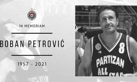 Θρήνος στην Παρτιζάν: Ο θρυλικός Μπόμπαν Πέτροβιτς πέθανε σε τροχαίο