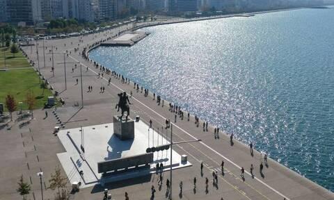 Θεσσαλονίκη: Σε επίπεδο αυξημένου συναγερμού - Αύριο αποφασίζεται αν θα μπει στο «κόκκκινο»