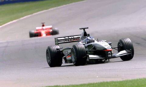 Formula 1: Η κορυφαία προσπέραση ήταν αυτή του Χάκινεν! (vid)