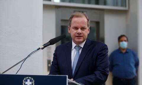 Καραμανλής: Υλοποιείται πλάνο έργων υποδομών συνολικού ύψους 13 δισ. ευρώ