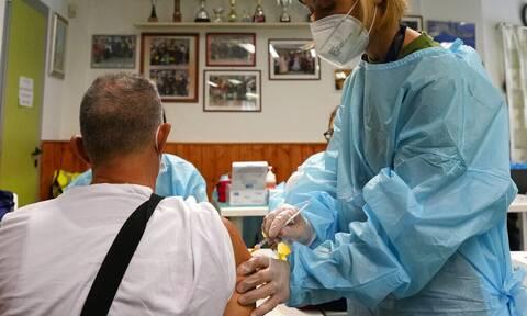 Κορονοϊός - Ιταλία: Πλήρως εμβολιασμένοι το 78% των Ιταλών - Ξεκινά η τρίτη δόση