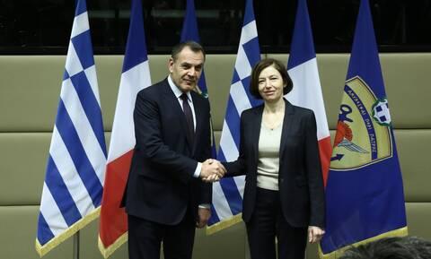 Ελλάς - Γαλλία... Ομπρέλα προστασίας! Πώς φτάσαμε στην ιστορική συμφωνία...
