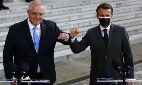 AUKUS: Η Γαλλία αναμένει εγγυήσεις προτού ανανεώσει τις επαφές με την Αυστραλία