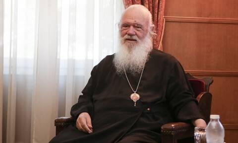 Σεισμός στην Κρήτη: Συνοδικό Γράμμα του Αρχιεπισκόπου Ιερωνύμου στον Αρχιεπίσκοπο Κρήτης Ειρηναίο