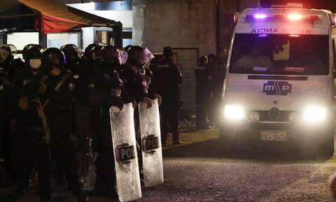 Ισημερινός: 29 νεκροί σε συγκρούσεις που ξέσπασαν μέσα σε φυλακή